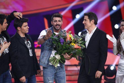 Jorge González, ganador de 'Tu cara me suena 8'