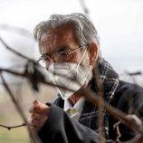 El anciano Antonio Alcántara (Imanol Arias) en 'Cuéntame'