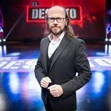Santiago Segura es parte del jurado de 'El desafío'