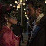 Juana Acosta y Rafael Novoa en 'La Templanza'