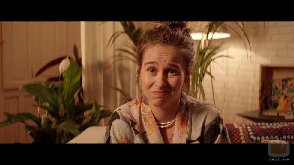 Paula Usero, disgustada en la tercera temporada '#Luimelia'