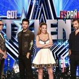 El equipo de la sexta edición de 'Got Talent España'