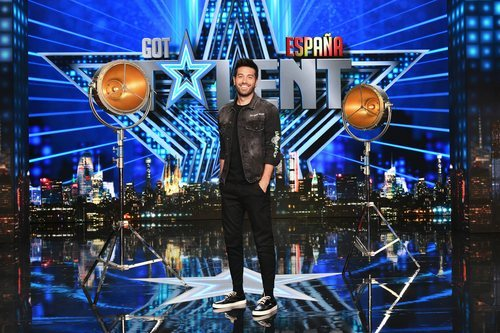 Dani Martínez se estrena como jurado en la sexta edición de 'Got Talent España'