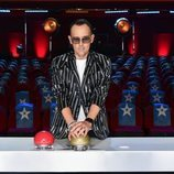 Risto Mejide, jurado de la sexta edición de 'Got Talent España'