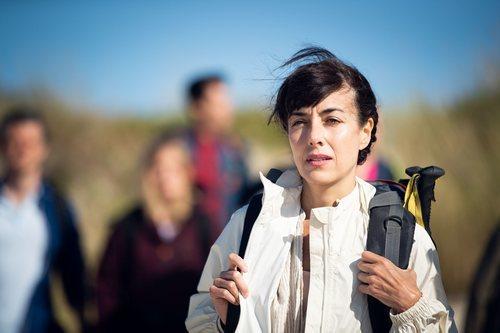 Úrsula (Cecilia Suárez) en '3 caminos'