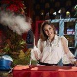 Elena, aprendiz de 'Maestros de la costura 4'