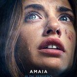 Póster de Amaia en 'El Internado: Las Cumbres'