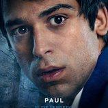 Póster de Paul en 'El Internado: Las Cumbres'