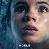 Póster de Adèle en 'El Internado: Las Cumbres'