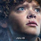 Póster de Julio en 'El Internado: Las Cumbres'