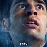 Póster de Eric en 'El Internado: Las Cumbres'