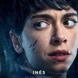 Póster de Inés en 'El Internado: Las Cumbres'
