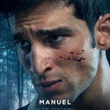 Póster de Manuel en 'El Internado: Las Cumbres'
