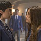 Inés y Amaia en 'El Internado: Las Cumbres'