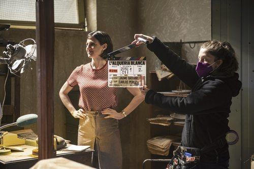 María Maroto como Raquel en 'L'Alqueria Blanca'