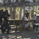 Ferran Gadea y Joan Gadea en 'L'Alqueria Blanca'