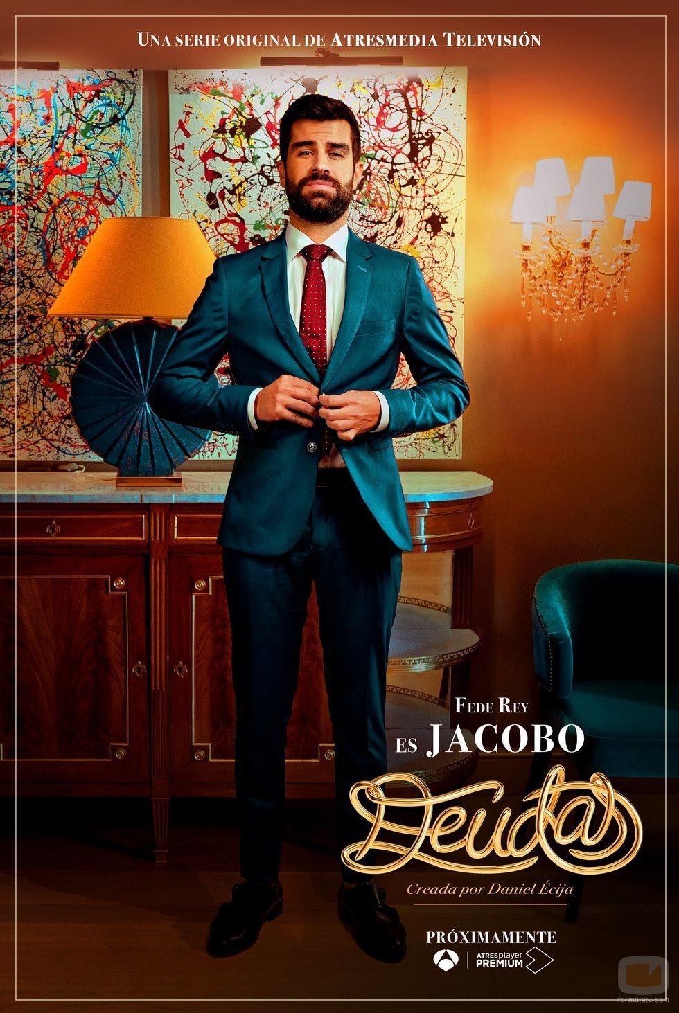 Cartel de Jacobo en 'Deudas'
