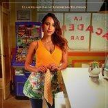 Cartel de Valeria en 'Deudas'