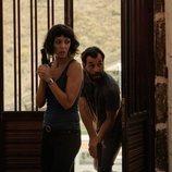 Iris Díaz en la temporada 2 de 'Hierro'