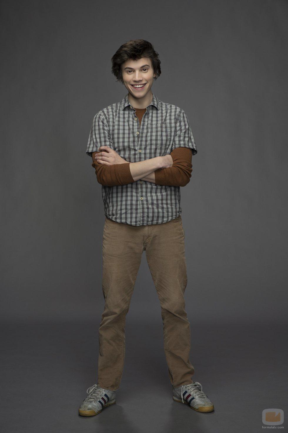 Anthony Turpel como Félix en 'Con amor, Víctor'