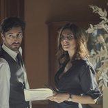 Juan Diego Botto y Amaia Salamanca en 'Todos mienten'