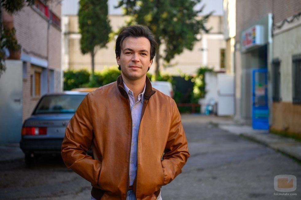 Carlos Serrano-Clark como Jorge en 'Cuéntame cómo pasó'