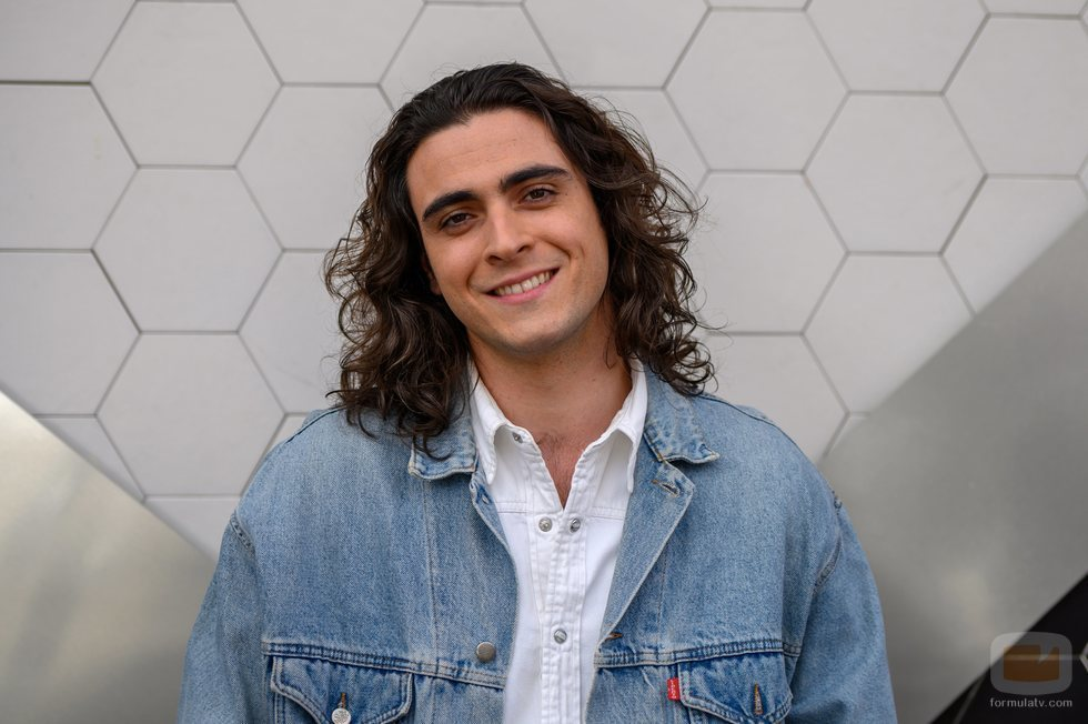 Pablo Álvarez como Álex en 'Cuéntame cómo pasó'