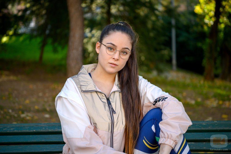Paula Morago como Alba en 'Cuéntame cómo pasó'