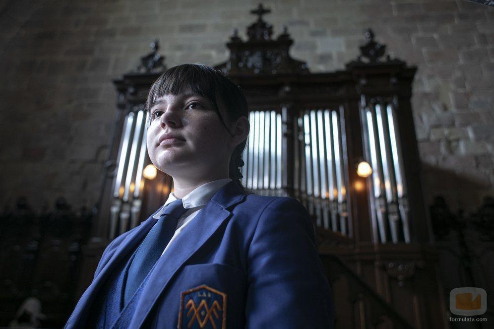 Francisa Aronsson es Rita en 'El Internado: Las Cumbres'