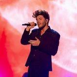 Blas Cantó en 'Destino Eurovisión'