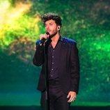 Blas Cantó canta en 'Destino Eurovisión'