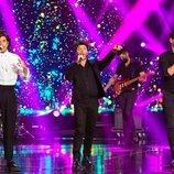 Blas Cantó con Roi y Cepeda en 'Destino Eurovisión'