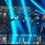 Blas Cantó canta con Pastora Soler en 'Destino Eurovisión'