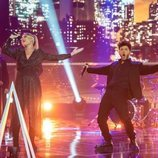 Blas Cantó interpreta junto a Edurne a Queen en 'Destino Eurovisión'