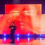 Blas Cantó actúa en 'Destino Eurovisión'
