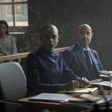Stanley Tucci y T'Nia Miller en 'La Fortuna'