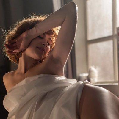 María Alcántara (Carmen Climent) y su sesión de fotos más sensual en 'Cuéntame cómo pasó'