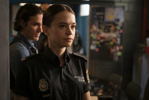Guiomar Puerta en la cuarta temporada de 'Estoy vivo'