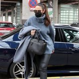 Nuria Fergó viaja hasta Barcelona para despedirse de Àlex Casademunt