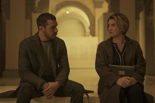 Mario Casas y Ana Wagener en 'El inocente'