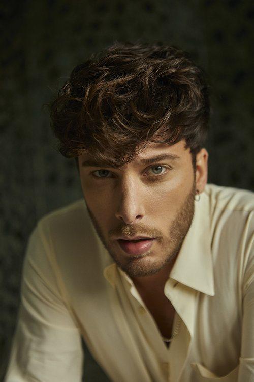 """Blas Cantó en el set del videoclip de """"Voy a quedarme"""""""
