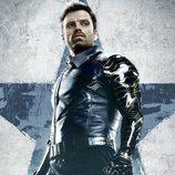 Póster de Sebastian Stan en 'Falcon y el Soldado de Invierno'