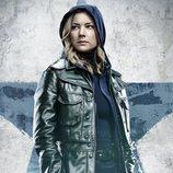 Póster de Emily VanCamp en 'Falcon y el Soldado de Invierno'