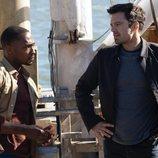 Anthony Mackie y Sebastian Stan, juntos en 'Falcon y el Soldado de Invierno'