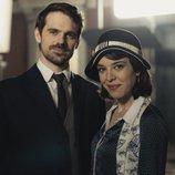 Gonzalo Ramos y Leonor Martín en 'Acacias 38'