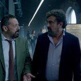 Paco Tous y Pepón Nieto en el regreso de 'Los hombres de Paco'