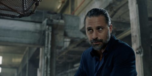 Hugo Silva interpreta a Lucas de nuevo en 'Los hombres de Paco'