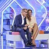 Jordi González y Rocío Carrasco en 'Hay una cosa que te quiero decir'