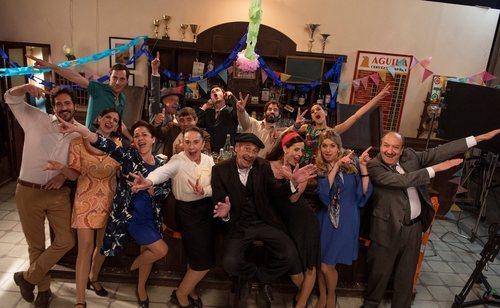 El elenco de la temporada 12 de 'L'Alqueria Blanca'