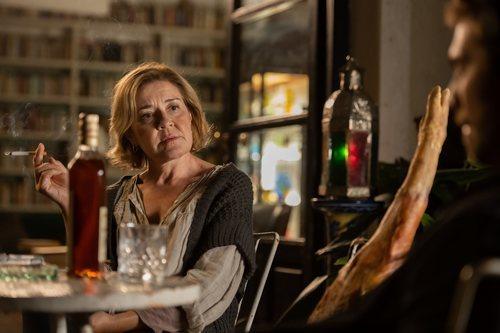 María Pujalte en el 2x02 de 'Merlí: Sapere Aude'